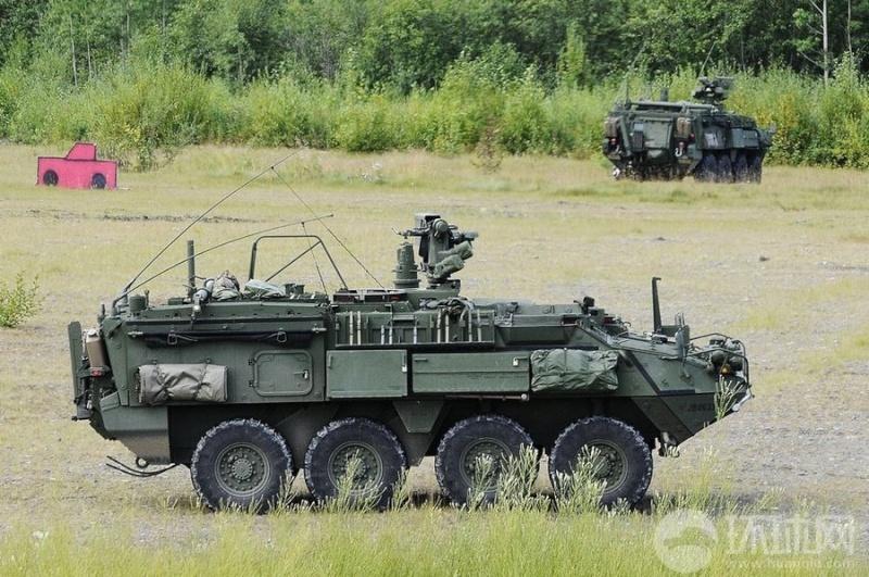 M 1133 Stryker MEV, M 1135 Stryker NBC RV 001ec910