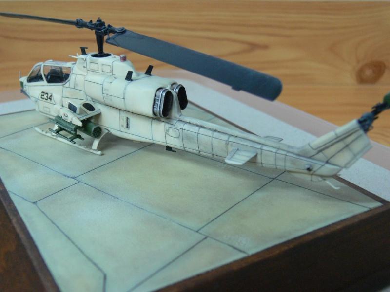 Charlie Cauchi model Italeri 1/72nd AH-1w Sea Cobra 19578510