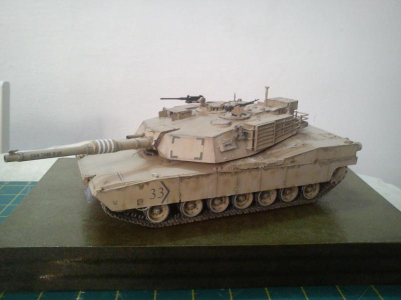 M1 A2 Abrams 1-35 Tamija  Operation Iraqi Freedom - Page 2 Dsc00210