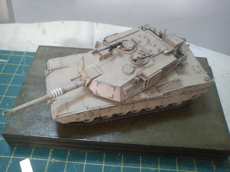 M1 A2 Abrams 1-35 Tamija  Operation Iraqi Freedom - Page 2 Dsc00211