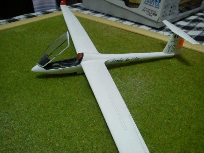 revell 1-32 ls8-18 glider  Dsc00311