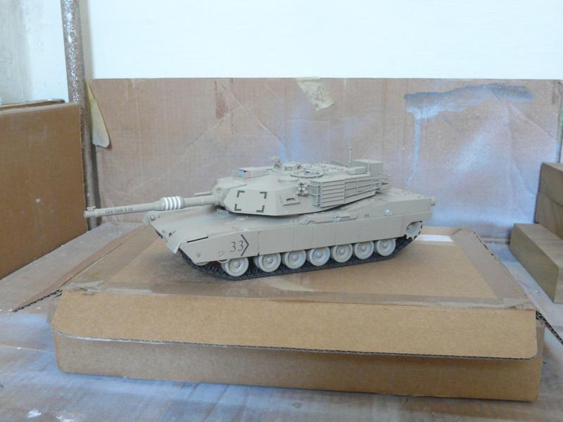 M1 A2 Abrams 1-35 Tamija  Operation Iraqi Freedom - Page 2 P1100410