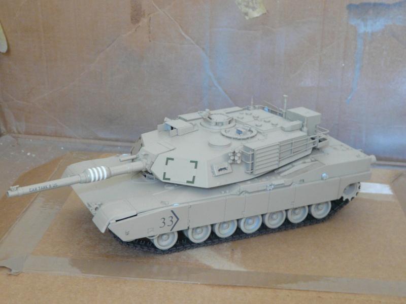 M1 A2 Abrams 1-35 Tamija  Operation Iraqi Freedom - Page 2 P1100411