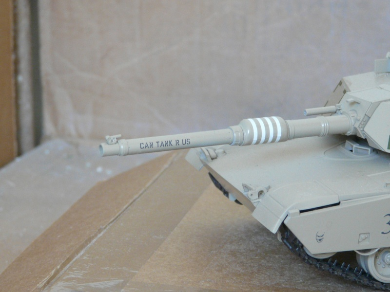 M1 A2 Abrams 1-35 Tamija  Operation Iraqi Freedom - Page 2 P1100412