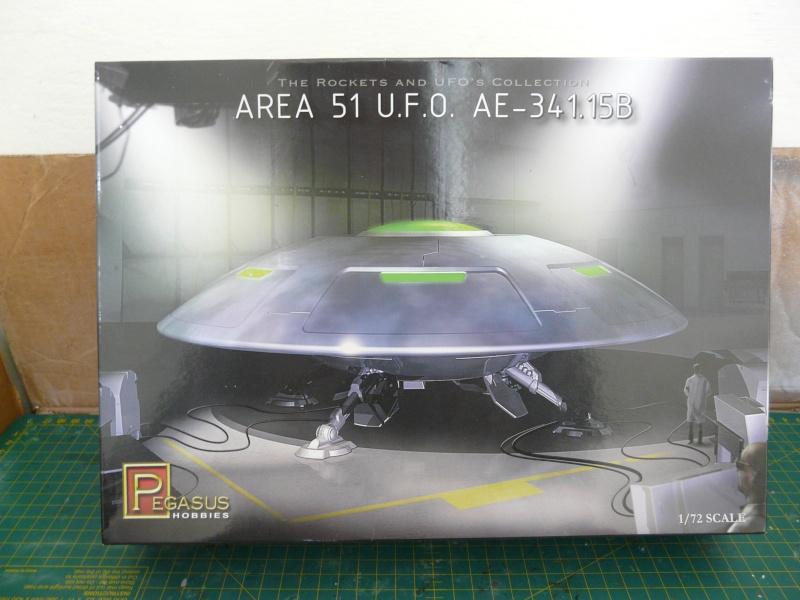 Area 51 U.F.O AE-341.15B P1100511