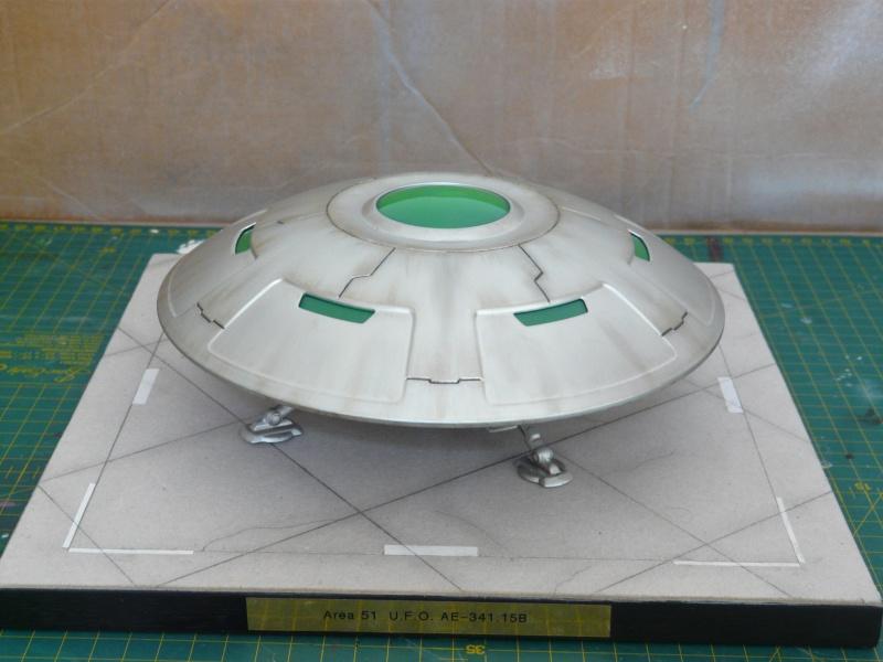 Area 51 U.F.O AE-341.15B P1100513