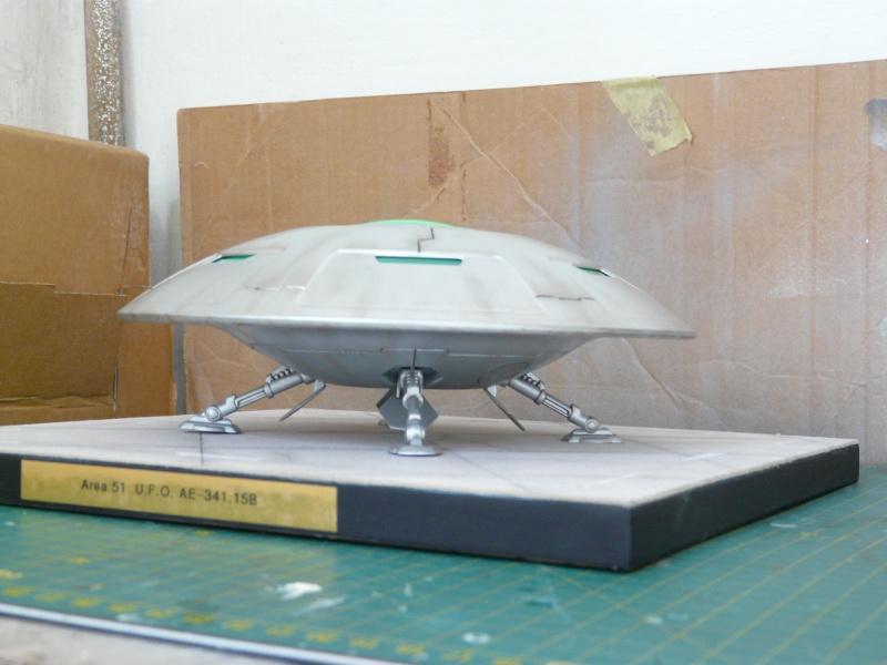 Area 51 U.F.O AE-341.15B P1100515