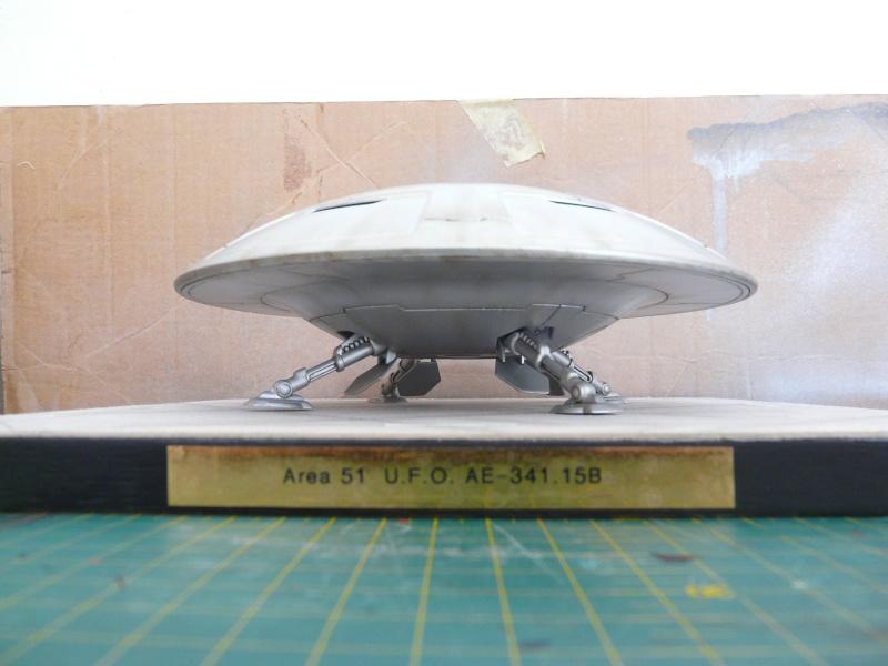 Area 51 U.F.O AE-341.15B P1100516