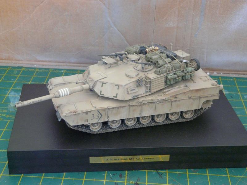 M1 A2 Abrams 1-35 Tamija  Operation Iraqi Freedom - Page 2 P1120021