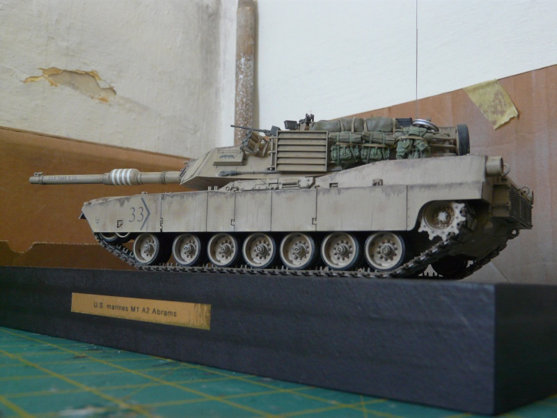 M1 A2 Abrams 1-35 Tamija  Operation Iraqi Freedom - Page 2 P1120023