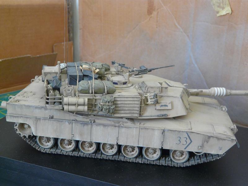 M1 A2 Abrams 1-35 Tamija  Operation Iraqi Freedom - Page 2 P1120024