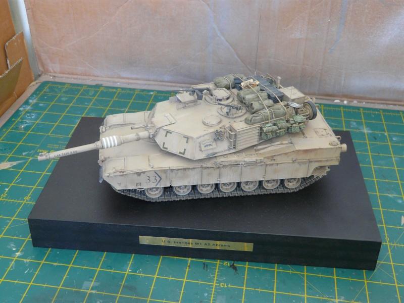 M1 A2 Abrams 1-35 Tamija  Operation Iraqi Freedom - Page 2 P1120025