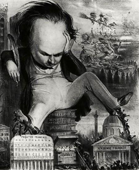 idées séance histoire de l'art / séquence sur le portrait satirique? Carica10