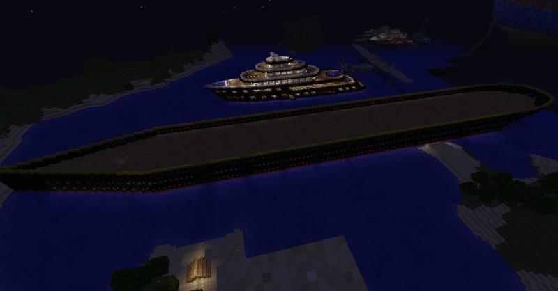 Le titanic sur minecraft ? 2014-014