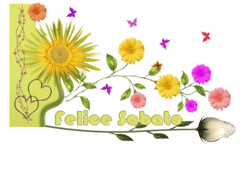 SABATO 8 FEBBRAIO SALUTIAMOCI IN QUESTA SEZIONE Felice25
