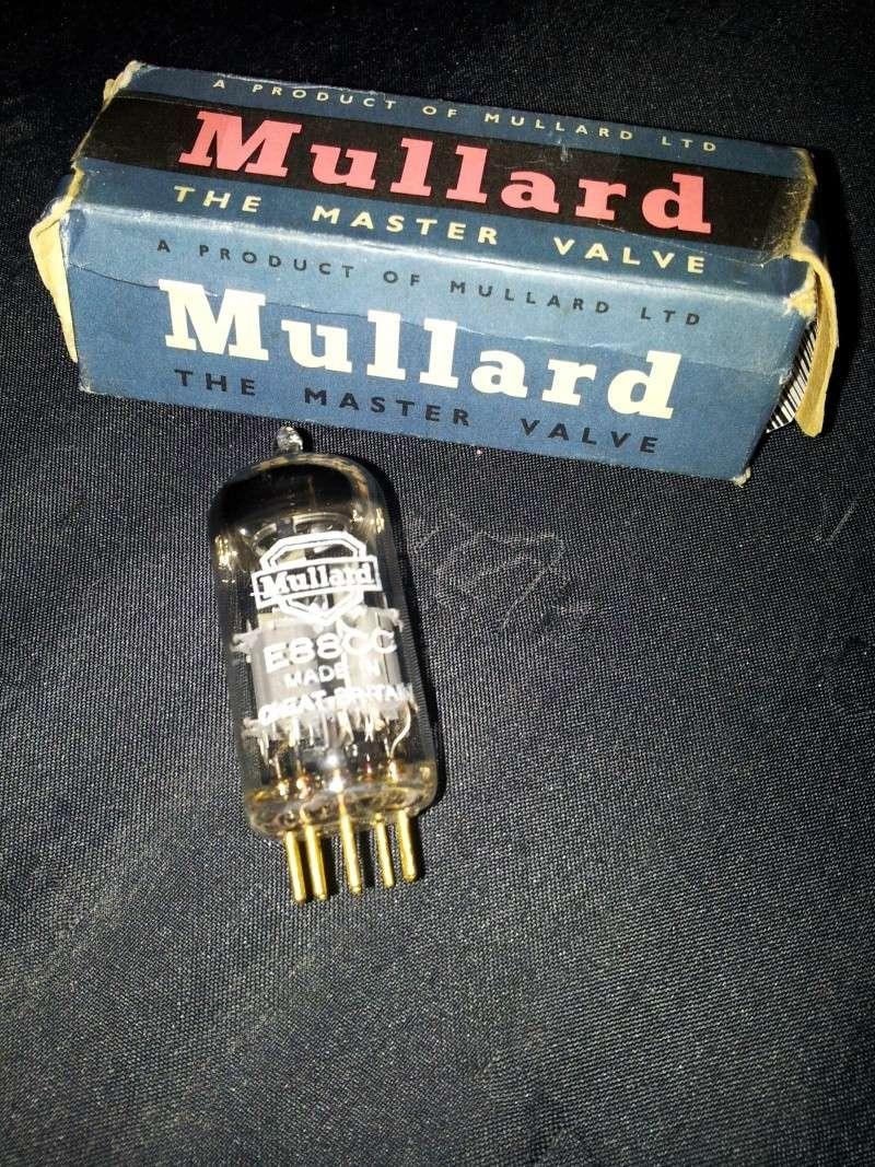 Mullard Mitchum E88CC tube ( nos )-sold 20131020