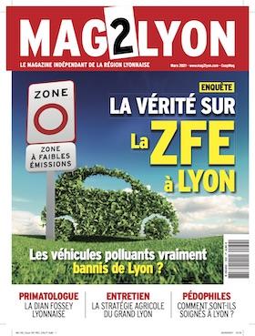 Mag2Lyon : la vérité sur la ZFE (Zone à Faible Emission) à Lyon Mag2ly10
