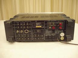 Kenwood KA 9100 Amplifier ( SOLD ) Back10