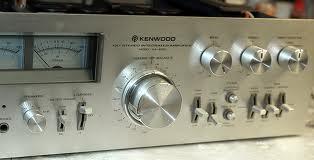 Kenwood KA 9100 Amplifier ( SOLD ) Front11