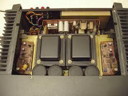 Kenwood KA 9100 Amplifier ( SOLD ) Inside11