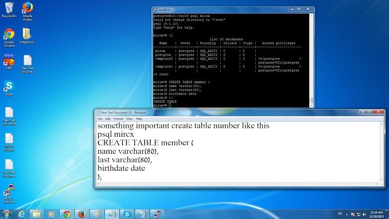 Guide install postgresql on ubuntu 514