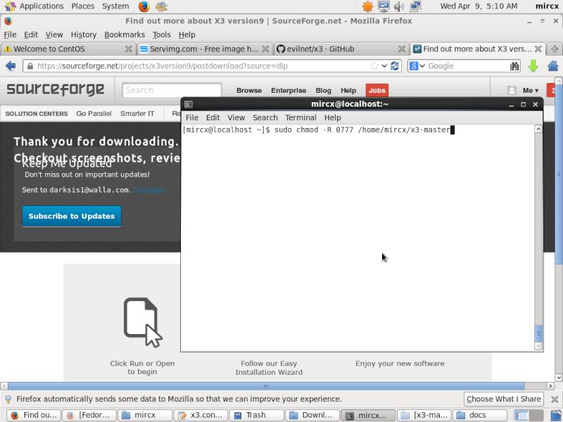 mIRCx IRC Network Config Screen18