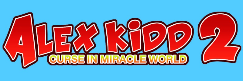 Alex Kidd 2: Curse in Miracle World - Page 14 Logo10