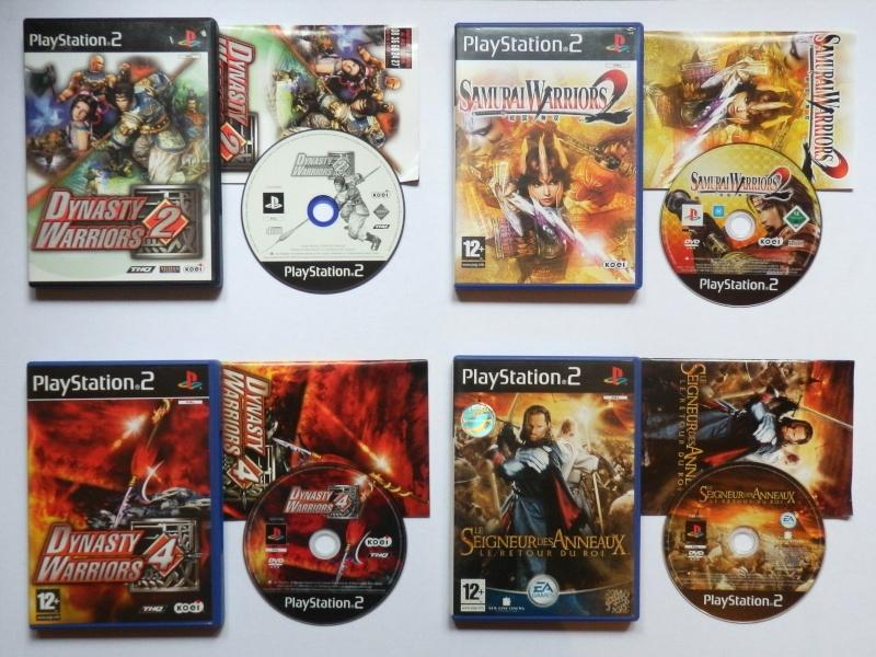 Jeux et accessoires Lot_ps11