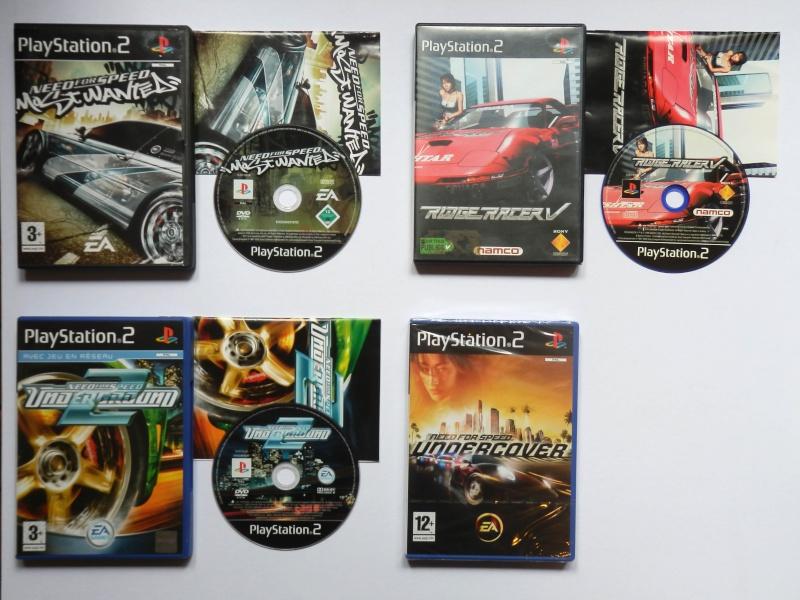 Jeux et accessoires Lot_ps12