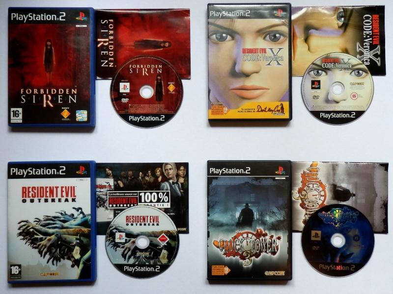 Jeux et accessoires Lot_ps16