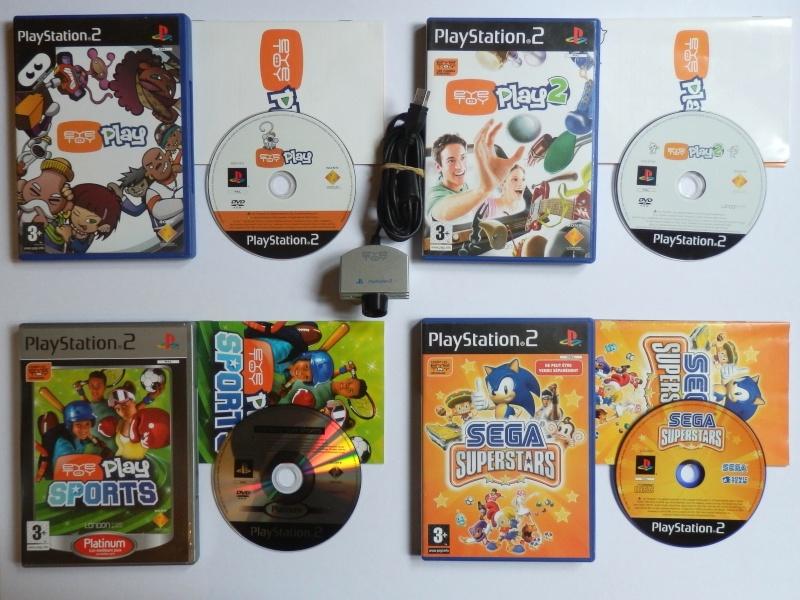 Jeux et accessoires Lot_ps22
