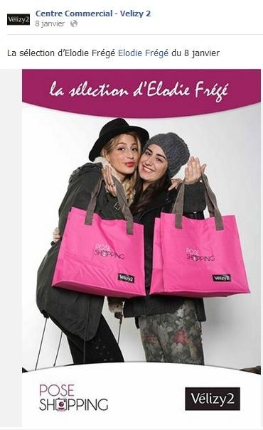 Pose Shopping : Les soldes d'hiver avec Elodie Frégé (08 au 11 jan 14) 137