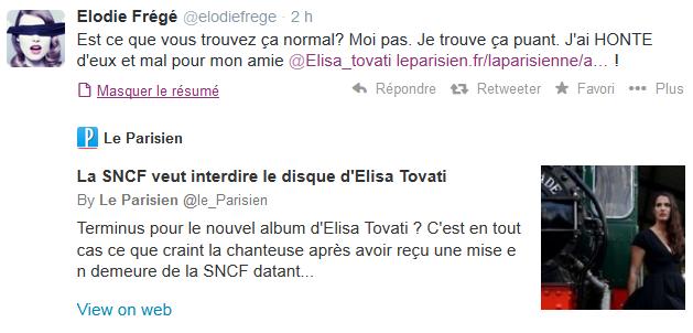 Messages d'Elodie Frégé sur Twitter (de Février 2010 à Mai 2014) - Page 9 138