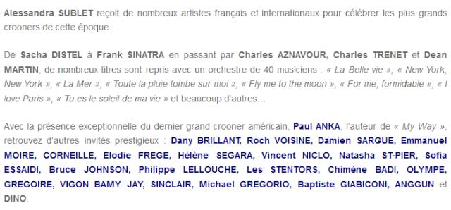 """""""Tenue de soirée exigée"""" sur France 2 (04 janvier 2014 à 20h45) 221"""