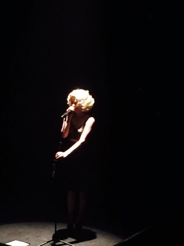 Elodie Frégé en concert à La Cigale (05 mars 2014) 223