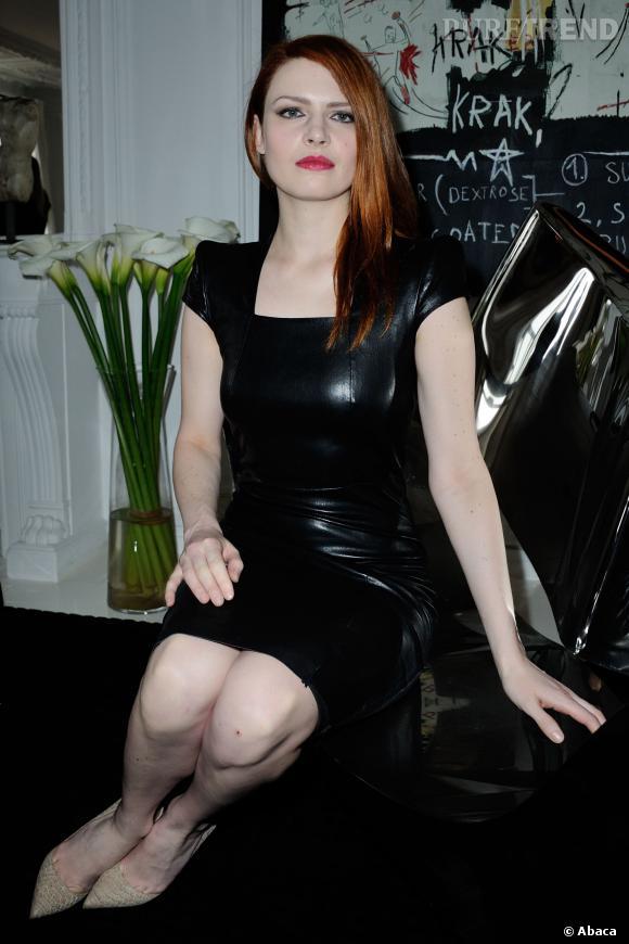 Elodie Frégé au Défilé Jitrois, Fashion Week de Paris (02 mars 2014) 227