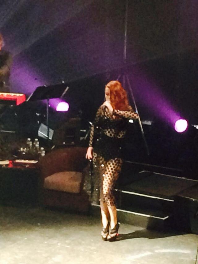 Elodie Frégé en concert à La Cigale (05 mars 2014) 323