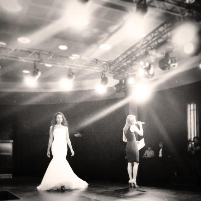 Elodie Frégé au Casa Fashion Show à Casablanca (12 avril 2014) 330