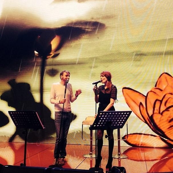 Elodie Frégé en concert privé à Shangai (06 -10 mai 2014) 337