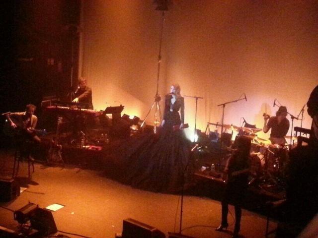 Elodie Frégé en concert à La Cigale (05 mars 2014) 415