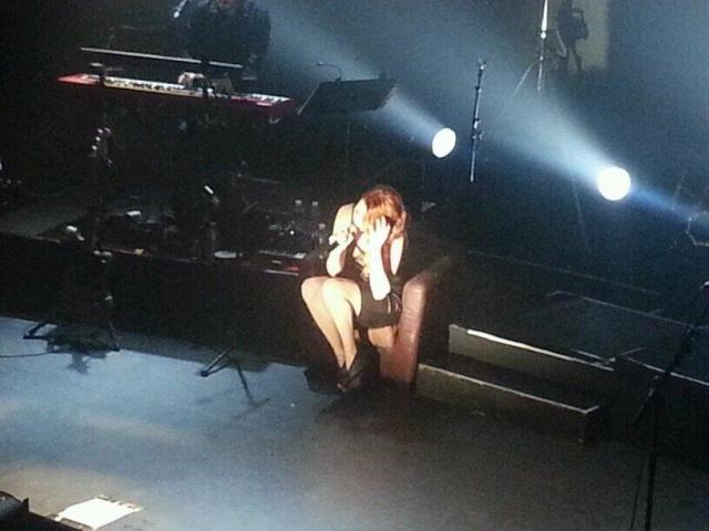 Elodie Frégé en concert à La Cigale (05 mars 2014) 716