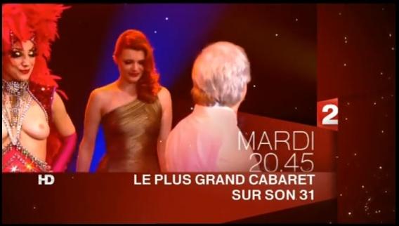 """""""Le plus grand grand cabaret sur son 31"""" sur France 2 (31 déc 2013 à 20h45) Elo1510"""