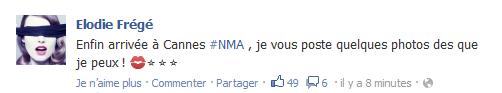Messages d'Elodie Frégé Management sur Facebook - Page 23 Elo46