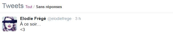 Messages d'Elodie Frégé sur Twitter (de Février 2010 à Mai 2014) - Page 9 Elo82