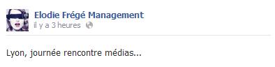 Messages d'Elodie Frégé Management sur Facebook - Page 23 Elo93