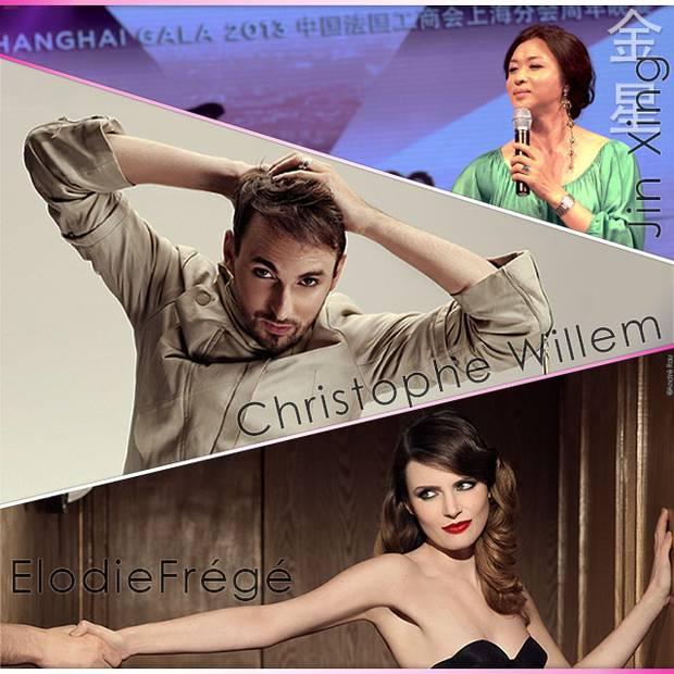 Elodie Frégé en concert privé à Shangai (10 mai 2014) Rtemag10