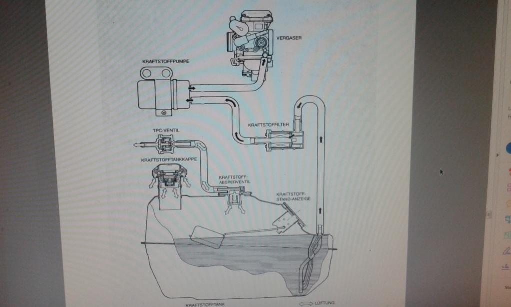 gestion pompe essence par cdi sur burgman 400 2002 à carbura 20180855