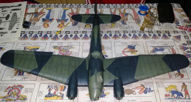 1/32nd Heinkel He111 20140211