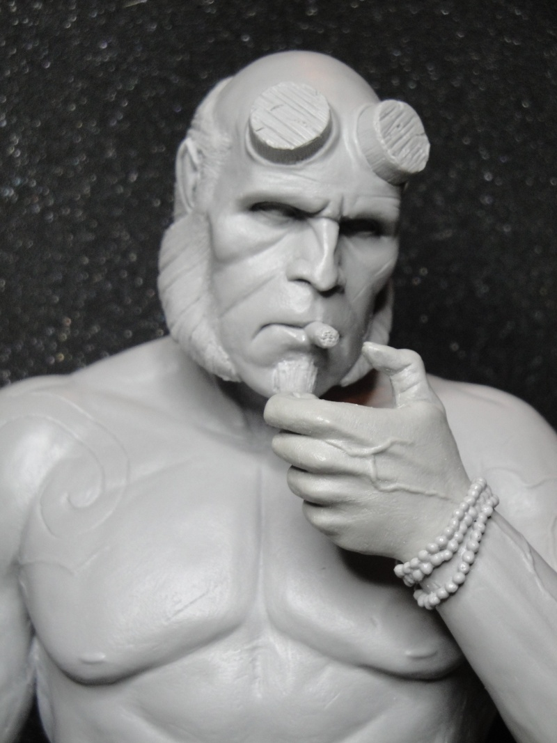 Hellboy. Cinemodeles Dsc01723
