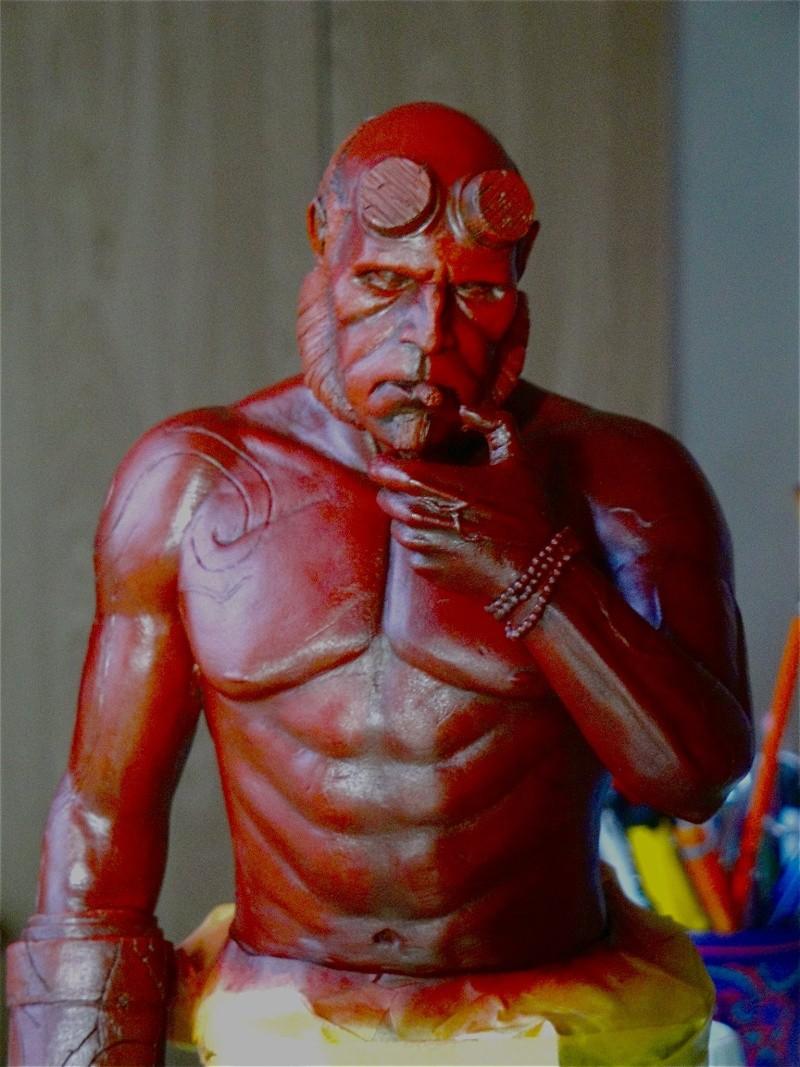 Hellboy. Cinemodeles Dsc01724